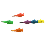 Shark Pop-A-Crayons