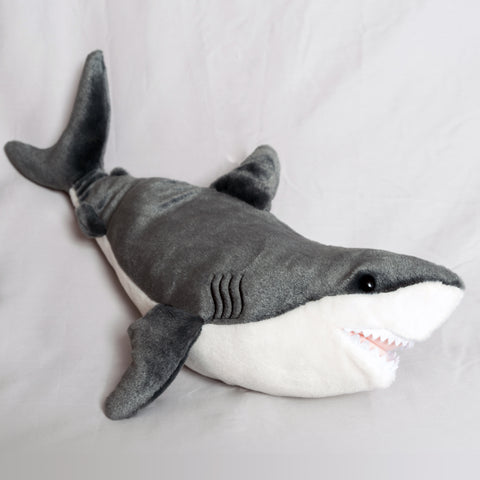 Great White Shark - Cuddly Toy