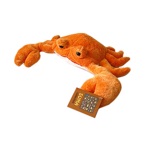 Crab - Cuddly Toy ( Large)
