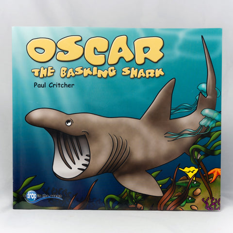 Oscar the Basking Shark - Storybook