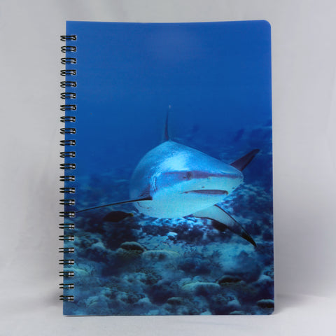 Shark 3D Notebook