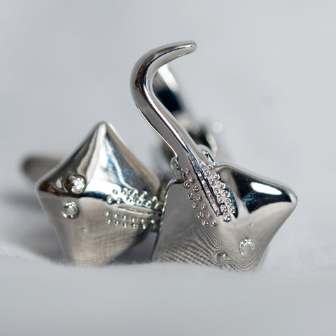 Stingray Cufflinks