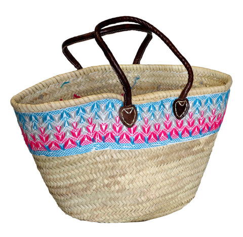 Tapestry basket