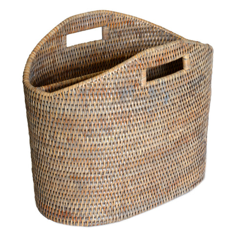 Magazine/newspaper basket