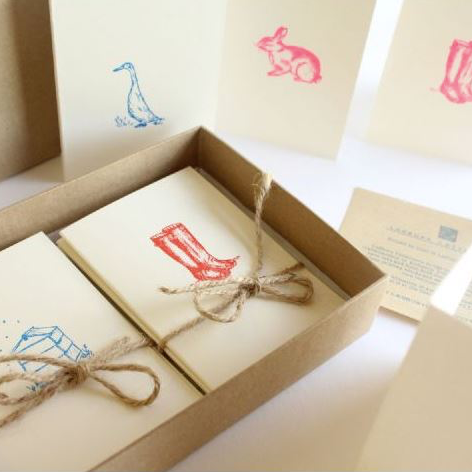 Smallholding cards - boxed set