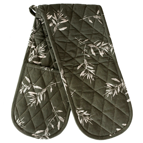 Olive grove double oven glove
