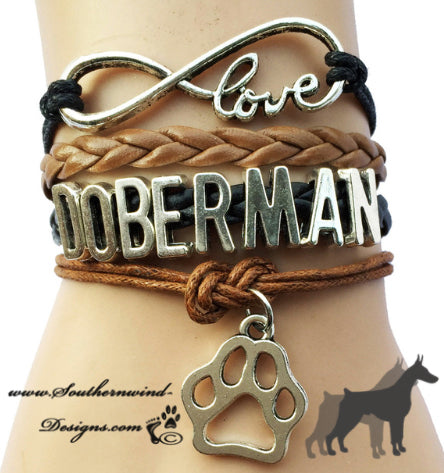the doberman bracelet