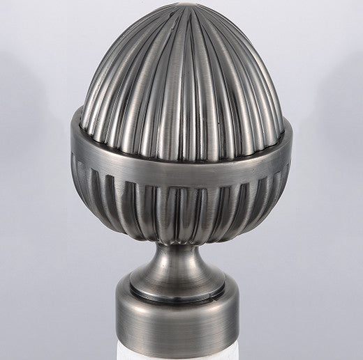 "Soletex Connections 1"" Finial/Acorn"