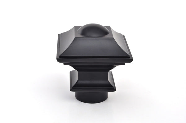 "Connections 1 3/8"" Finial - Avalon"