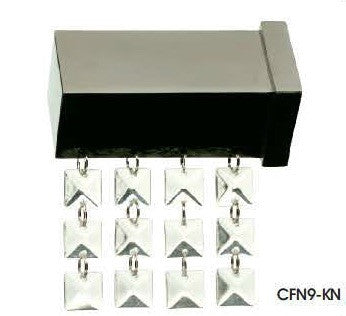 Trax Brilliance Collection Finials - CFN9