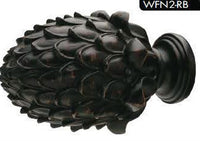 Trax Carlaw Collection Finials - WFN2