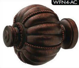 Trax Carlaw Collection Finials - WFN4