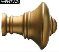 Trax Carlaw Collection Finials - WFN7