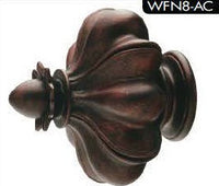Trax Carlaw Collection Finials - WFN8
