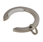 Stuart & Bowes By-pass Ring With Glide