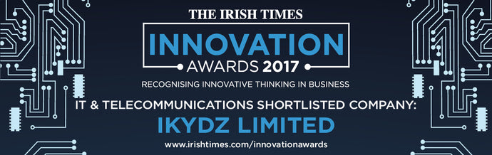 iKydz shortlisted for Innovation Awards