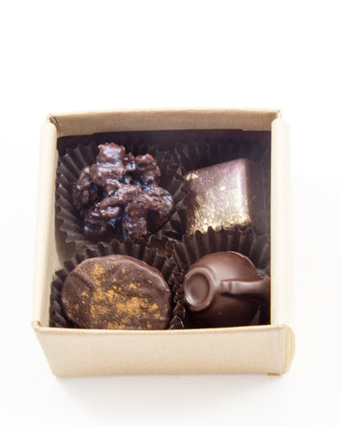 Chocolatier's Collection - Assorted Truffles & Delicacies