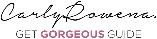 Carly Rowena | Get Gorgeous Guide
