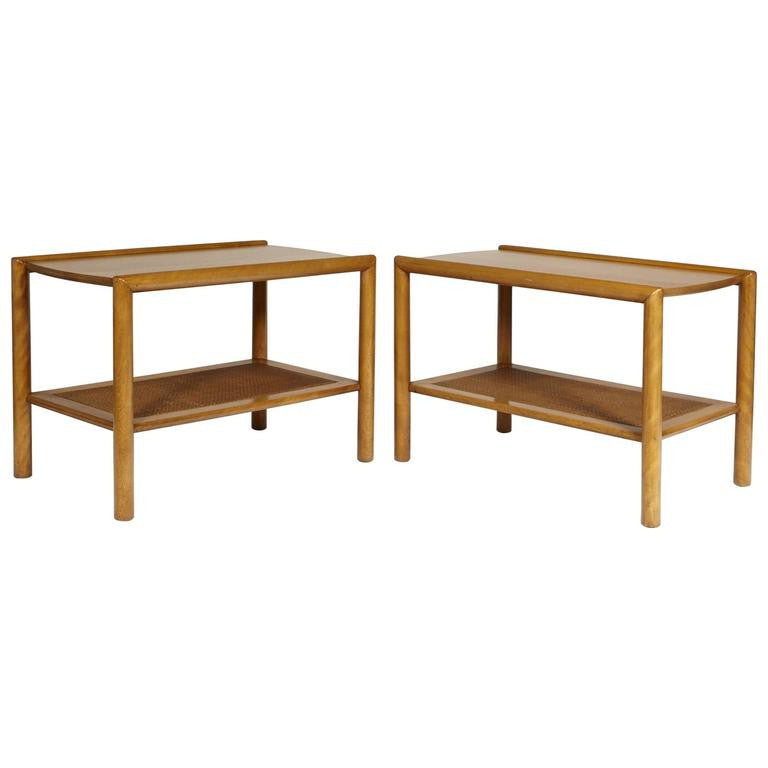 New Inventory Just In! Leslie Diamond for Conant Ball Side Tables