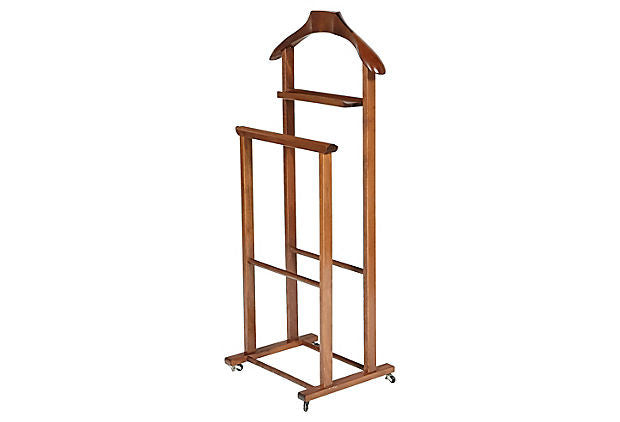 Saturday Feature: Vintage Italian Ico Parisi Valet Stand