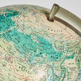 1960s Table Top World Globe