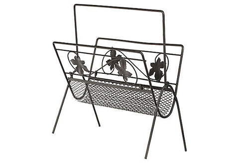 Leaf Magazine Rack