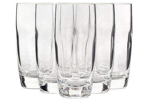 vintage cocktail glass tumblers