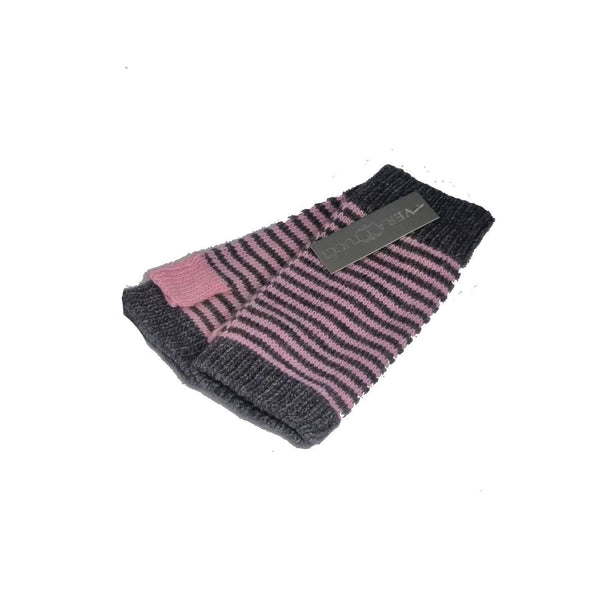 G16 STRIPED MITTENS