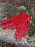 Gloves TIFFANY G01 Leather Multi Button Glove - Vera Tucci OriginalsAccessories RED / SMALL ?id=17037533937801