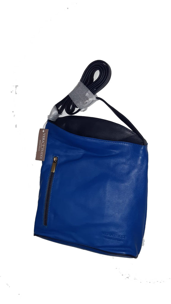 Leather Bag Lindsey Large Leather Bag - Vera Tucci OriginalsBags