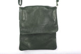 Leather Bag Faye Classic - Vera Tucci OriginalsBags Dark Grey