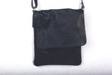 Leather Bag Faye Classic - Vera Tucci OriginalsBags Navy