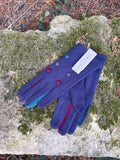 BABS G07 Fabric Suede Feel 6 button glove