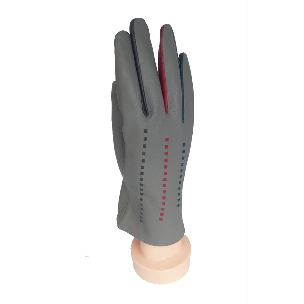 MAXINE G03 Women's Leather Pull Draw Glove