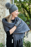 ADELE SC5069 SPARKLY STRIPES SCARF