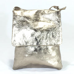 Abby (Metallic Leather)