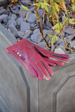 Gloves TIFFANY G01 Leather Multi Button Glove - Vera Tucci OriginalsAccessories BURGUNDY / SMALL ?id=17145051218057