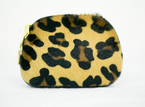 Tayah (Coin purse, pony skin, soft leather) LE59