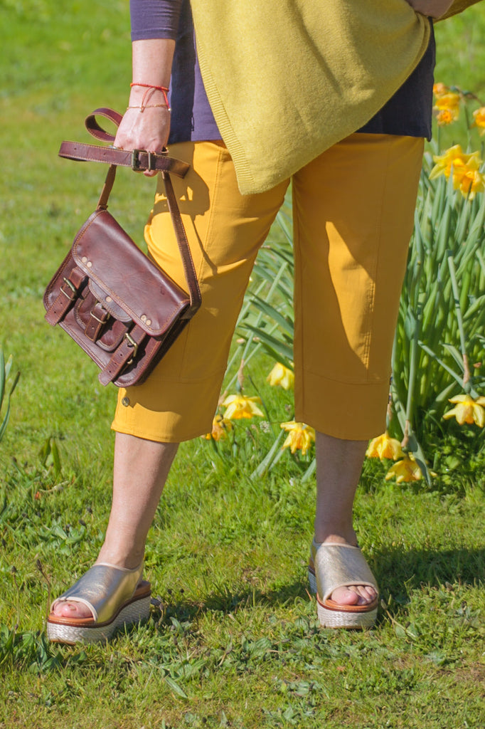 Trousers CAPRICE - SS21 NEW TROUSERS (ADDITIONAL COLOURS) - Vera Tucci OriginalsLondon Clothing ?id=28075223908489