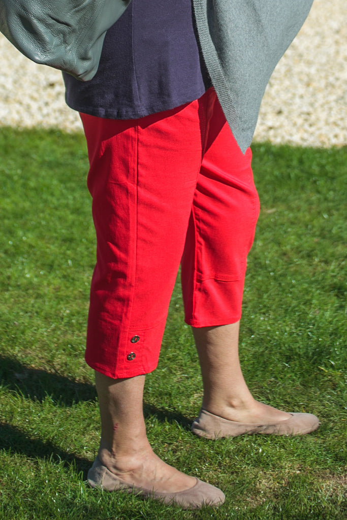 Trousers CAPRICE - SS21 NEW TROUSERS (ADDITIONAL COLOURS) - Vera Tucci OriginalsLondon Clothing ?id=28075223777417
