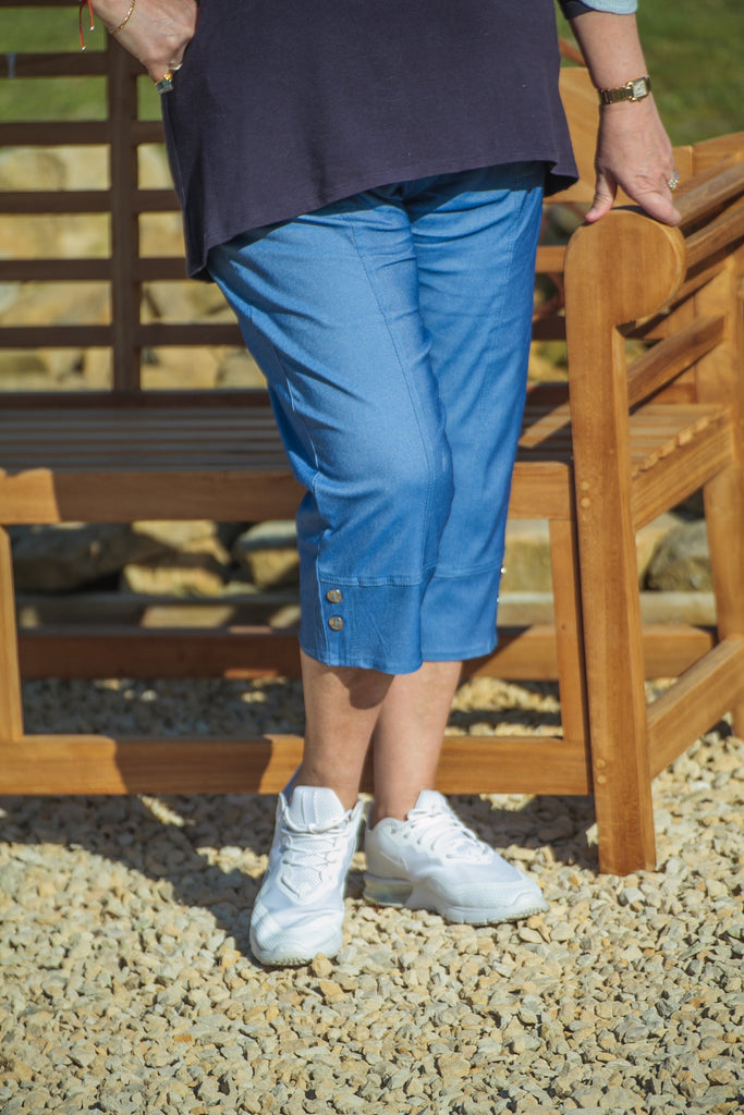 Trousers CAPRICE - SS21 NEW TROUSERS (ADDITIONAL COLOURS) - Vera Tucci OriginalsLondon Clothing ?id=28075224039561