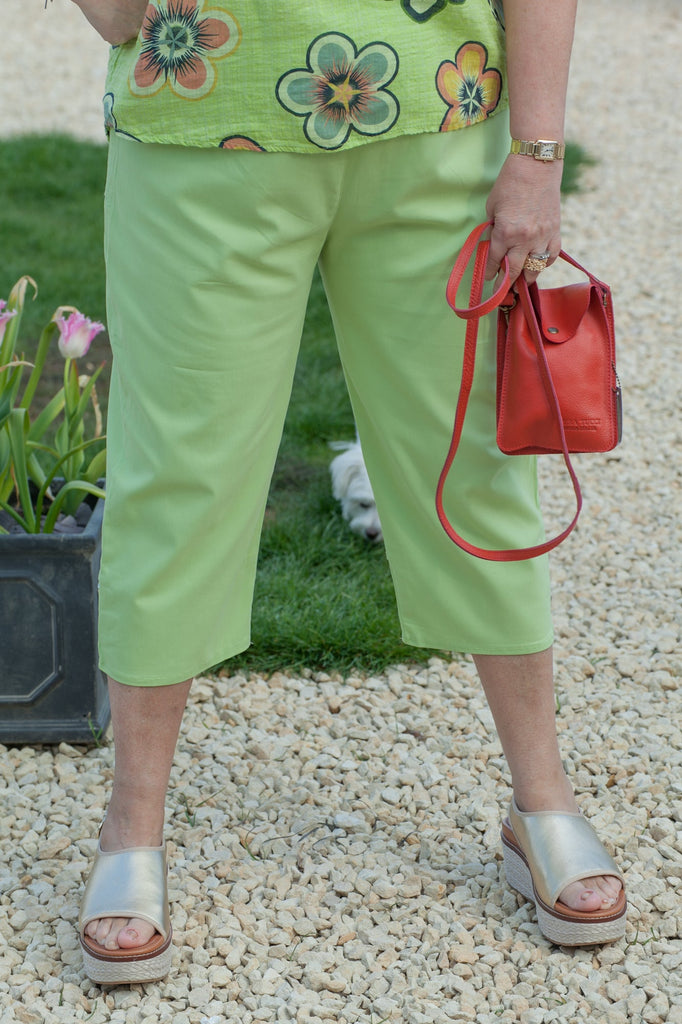Trousers CAPRICE - SS21 NEW TROUSERS (ADDITIONAL COLOURS) - Vera Tucci OriginalsLondon Clothing ?id=28124959375497