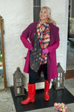 AMELIA SMALL STARS DOUBLE SIDED SCARF RMD2007003 PRE ORDER NOW