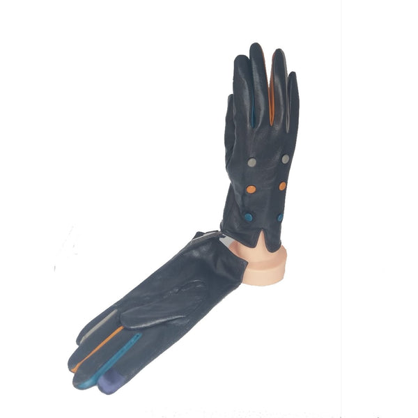G04 6 BUTTON LEATHER GLOVE RMD1805/001