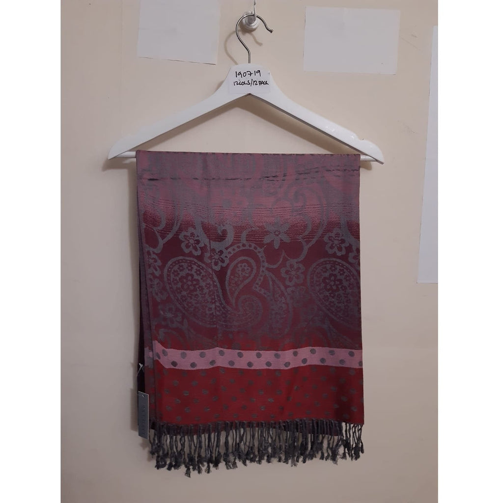Scarves Pashmina Scarf - PSH190719 - Vera Tucci OriginalsAccessories 2 Red ?id=13634377580681
