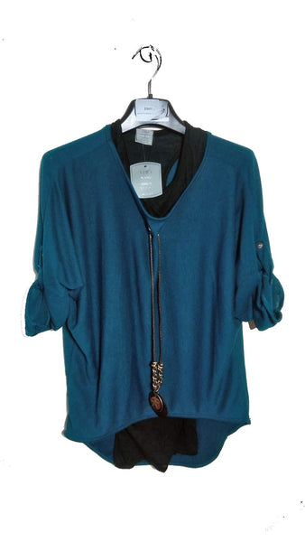 TS1903 Pendant Double Layer Top