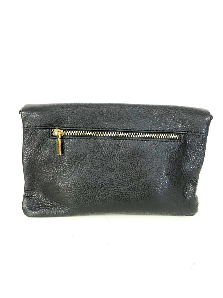 Florence Leather Clutch Bag