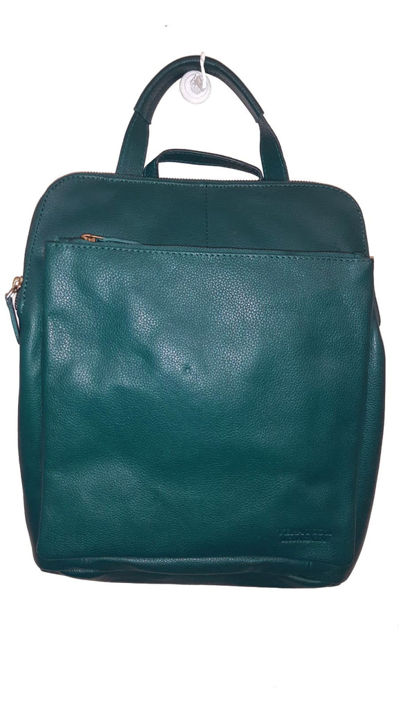 Leather Bag Layla - Vera Tucci OriginalsBags TEAL