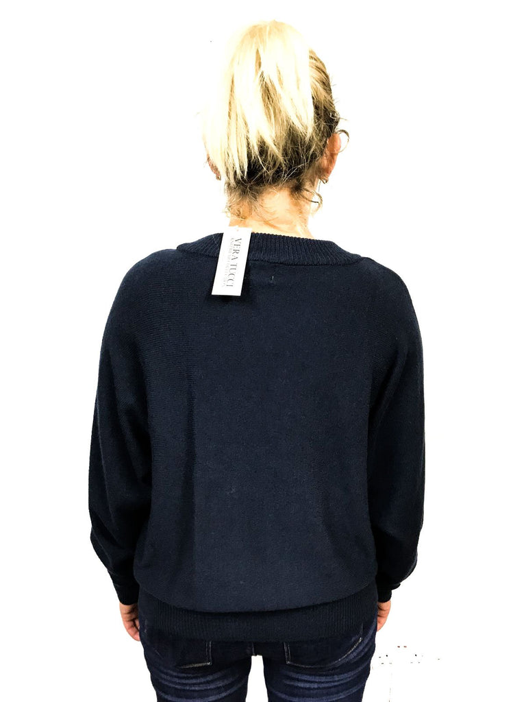 Knitwear Ladies Jumper - J15 - Vera Tucci OriginalsItalian Clothing ?id=16867300376713