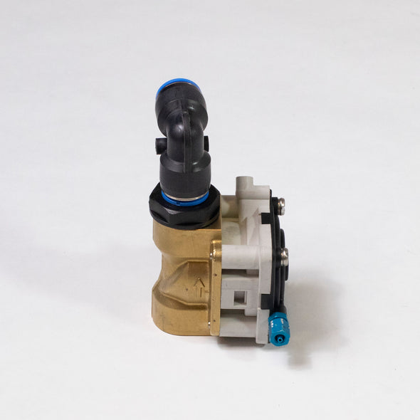 P5015E - Valve for Foot Operated Sanispray Washfountains with Plastic Manifold